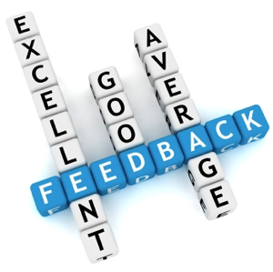 Taking the sting out of feedback